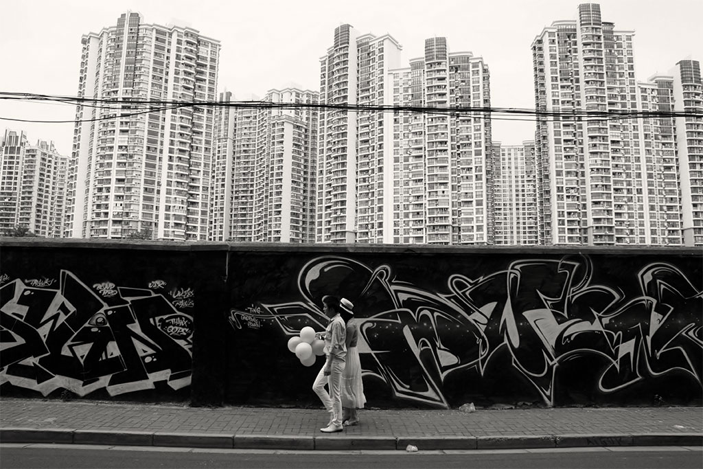 Love time no see (A Dutch artist in Shanghai)